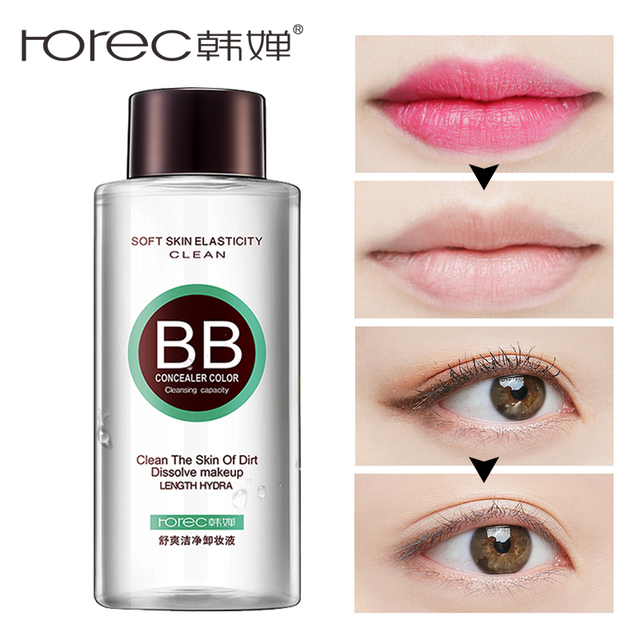 Aliexpress Buy Rorec Oil Free Liquid Eye Makeup Remover
