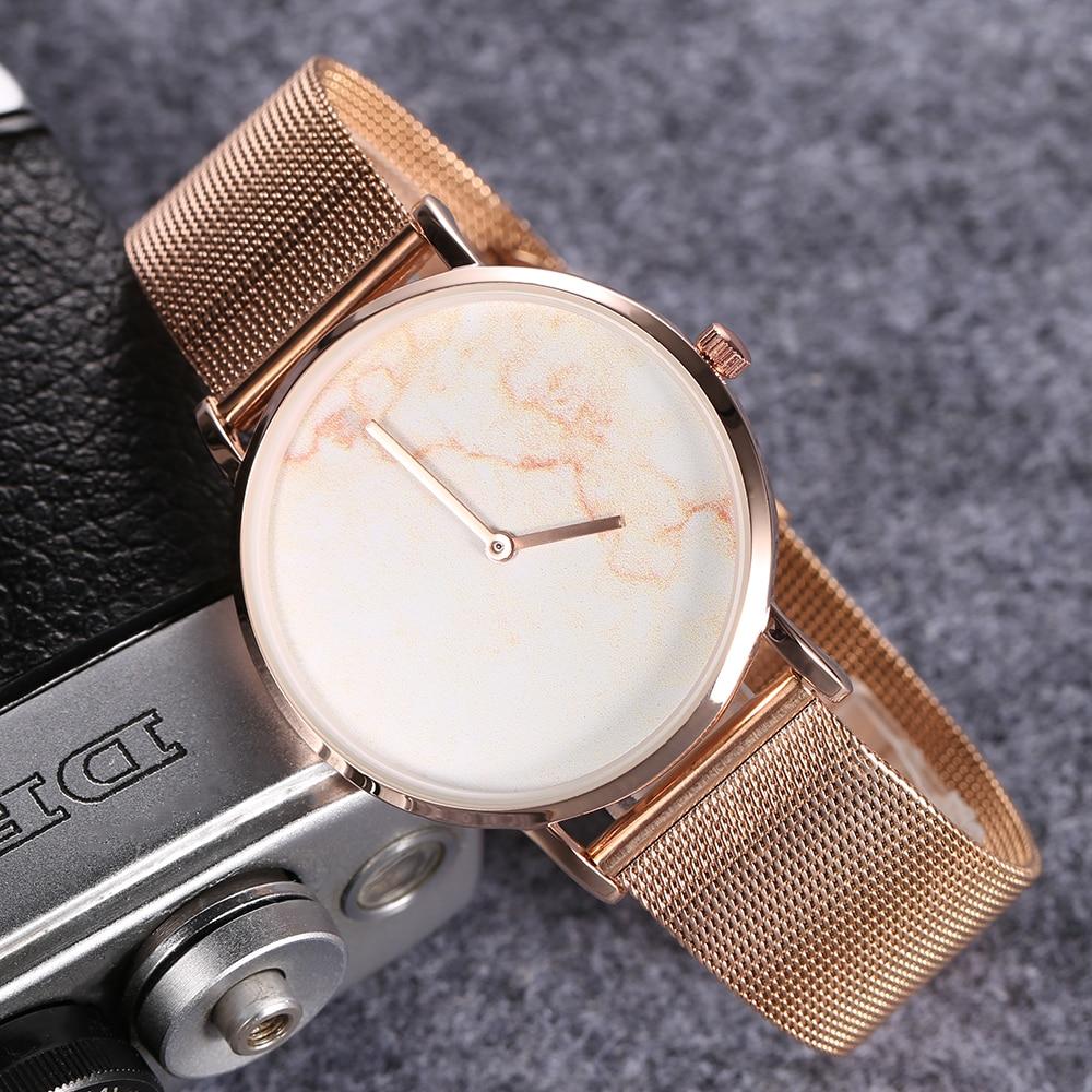rose gold watch for women luxury brand cagarny womens quartz watches girl watch drop shipping (6)