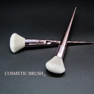 SANIYE  New Fashion Makeup Brush Pink Handle Soft Facial Brush Professional Powder Brush  B1310
