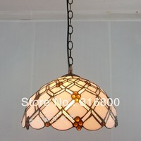 12 inch minimalist modern cherry lamp glass lighting chandeliers Tiffany Kitchen Chinese restaurant Antique Cafe Chandelier