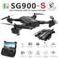 SG900 S SG900S GPS Faltbare Profissional Drohne mit Kamera 1080P HD Selfie WiFi FPV Weitwinkel RC Quadcopter Hubschrauber Spielzeug f11