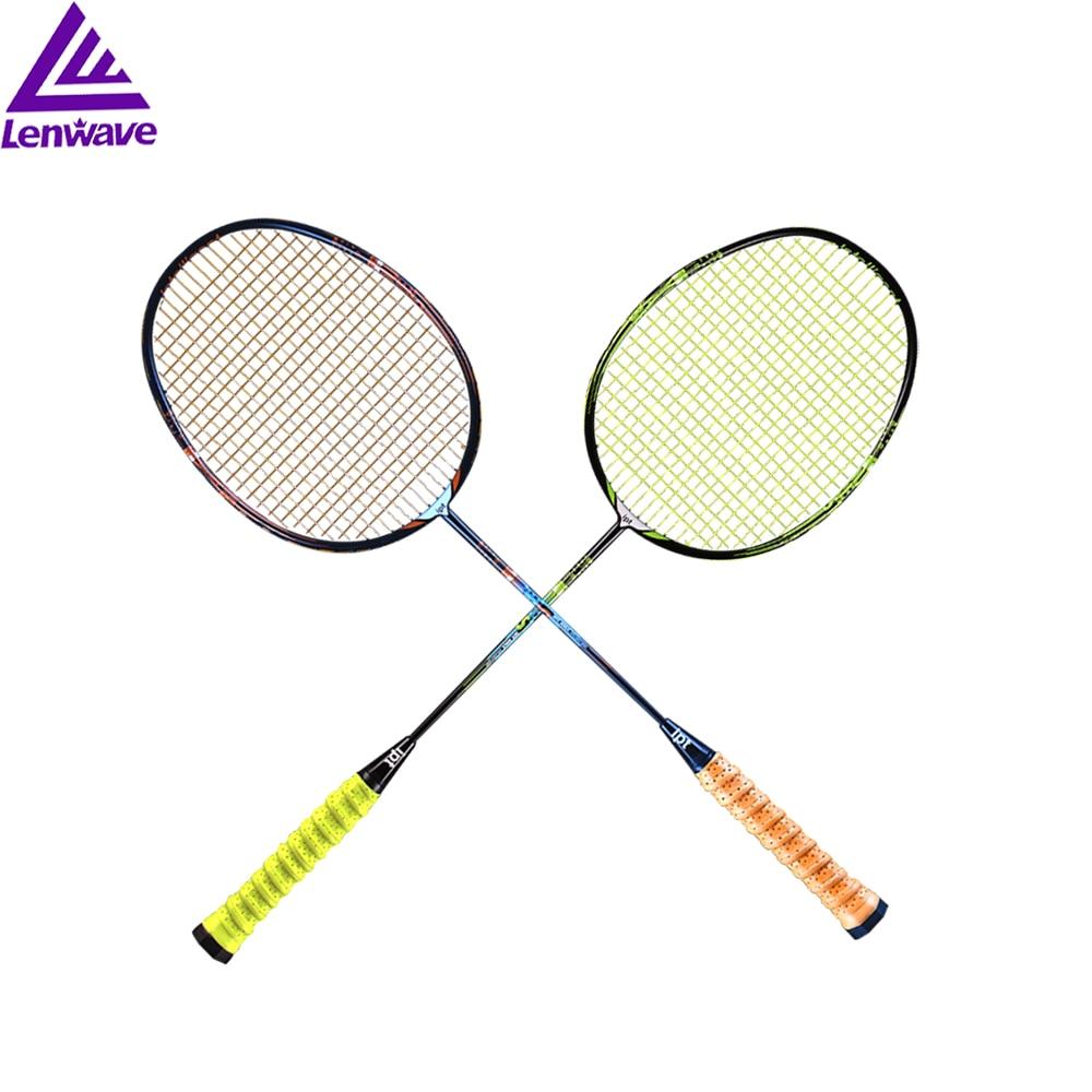 IPT Carbon Badminton Rackets Sports Training High Quality