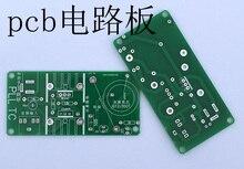 Mini music Tesla coil plasma speaker speaker science experiment electronics production PCB empty board
