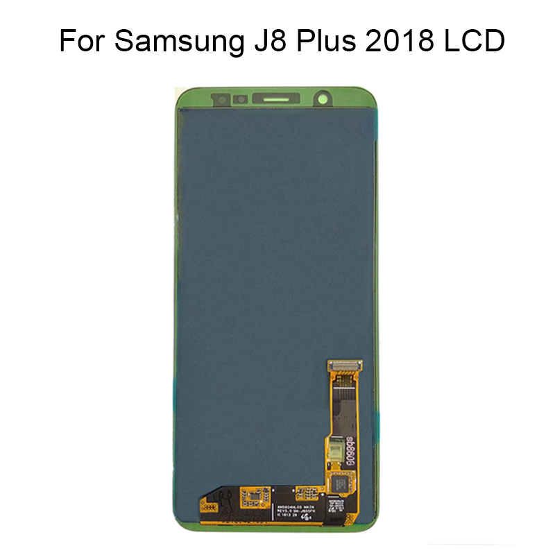 LCD For Samsung Galaxy J8 Plus J8+Touch Screen Digitizer Assembly For Samsung J8 Plus 2018 J805 LCD DisplayLCD For Samsung Galaxy J8 Plus J8+Touch Screen Digitizer Assembly For Samsung J8 Plus 2018 J805 LCD Display
