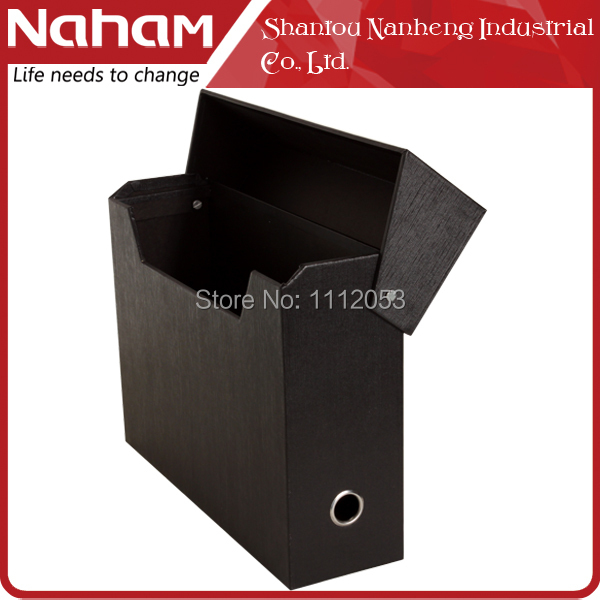 NAHAM Free Shipping Desktop Magazine Storage Box Stuff A4 Document File Organizer With Lid-in Magazine Organizer from Office u0026 School Supplies on ... & NAHAM Free Shipping Desktop Magazine Storage Box Stuff A4 Document ...