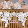 DIY New Lace Wholesale 3 Yards Lot Water Soluble Lace Trim Flowers Diy Bride Wedding Dress