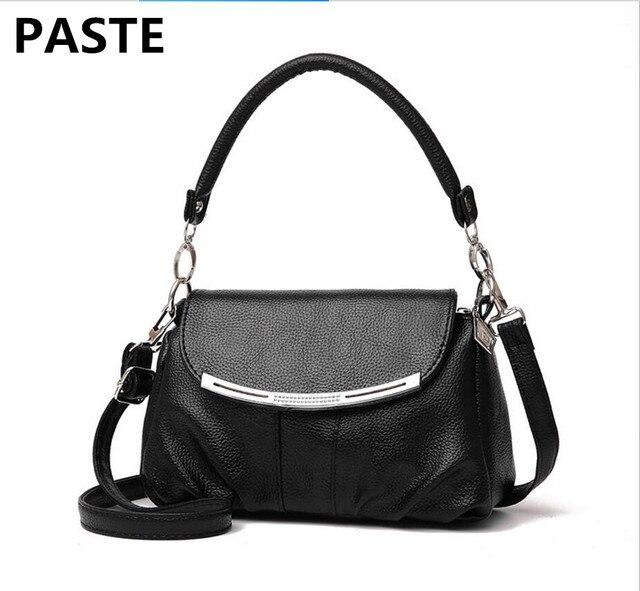 Paste High End Women S Hot Handbags 2017 Spring And Summer New Korean Tide Las Fashion Simple Shoulder Messenger Bag