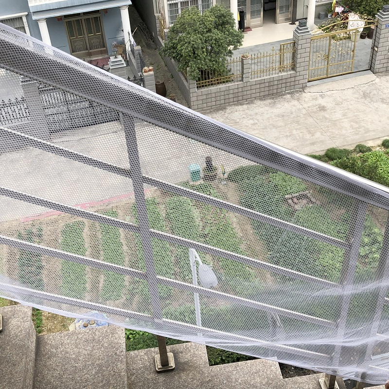 Baby Playpens Kid Protection Net Balcony Stairs Fence Baby Safety Rope Net Safety Mesh Thicken Fence Net Ladder 200cm/300cm*77cm