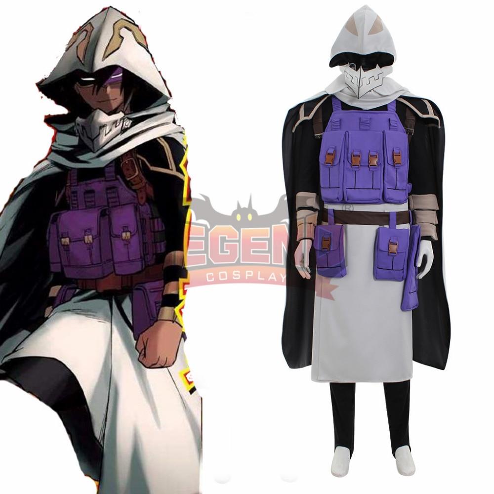 My Hero Academia Boku no Hero Akademia Tamaki Amajiki Cosplay Costume Halloween men Costume