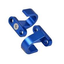 Заготовка заднего тормозного кабеля зажим держатель шланга для YAMAHA YZ80 YZ85 YZ125 YZ250F YZ250X YZ400 YZ426F YZ450F YZ450FX TTR250