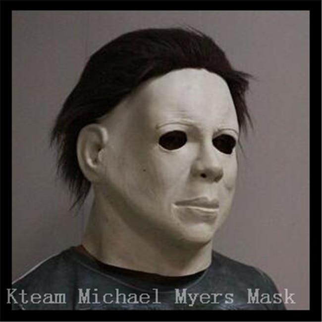 Original 100% Latex Horror Movie Halloween Michael Myers Mask ...