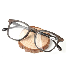Ретро деревянные печати Весна Петля очки для чтения мужские и женские солнцезащитные очки+ 1,0+ 1,5+ 2,0+ 2,5+ 3,0+ 3,5+ 4,0