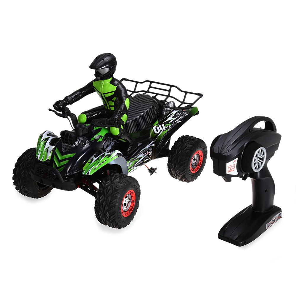 FEIYUE FY - 04 RC Cars 1 / 12 Full Scale 4WD 2.4G 4 CH Racing Car High Speed Crossing Car Off Road Racer 4 Wheel Vehicle Toys 1 12 feiyue 1 12 fy01 fy02 fy03 rear gear box assembly fyhbx01 rc car parts