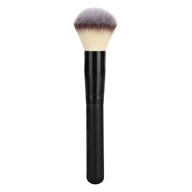 Brochas de Maquillaje cepillo de base suave herramientas cosméticas Maquillaje Brochas de pestañas de belleza para mujer Brochas Maquillaje