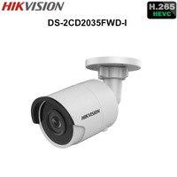 Hikvision 3MP H.265 Siêu-Ánh Sáng Thấp IP Camera ngoài trời DS-2CD2035FWD-I Đạn cctv Camera POE Thay Thế DS-2CD2042WD-I DS-2CD2035-I