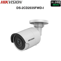 In Stock Hikvision English 3MP H 265 Ultra Low Light IP Camera DS 2CD2135FWD I Bullet