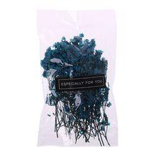 1 сумка из натуральной кожи прессованный высушенный цветы настенные Цветочные украшения набор «сделай сам» для Скрапбукинг изготовления открыток арт для декорирования вестибюлей