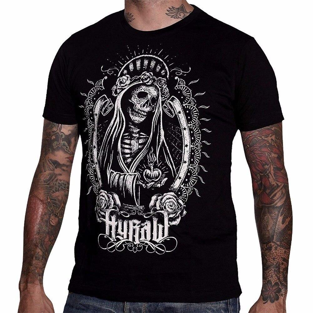 Dzień Umarłych Dia De Los Muertos Hyraw Szkielety Tatuaż