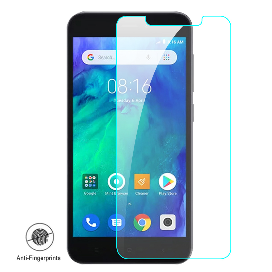 Image 2 - 2pcs Original Glass For Xiaomi Redmi Go Screen Protector Protective Glass on xiomi xaomi xaiomi ksiomi go Safety film 2.5d glas-in Phone Screen Protectors from Cellphones & Telecommunications