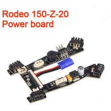 Walkera Rodeo 150 RC Hélicoptère Quadcopter Pièces De Rechange Power Board Rodeo 150-Z-20