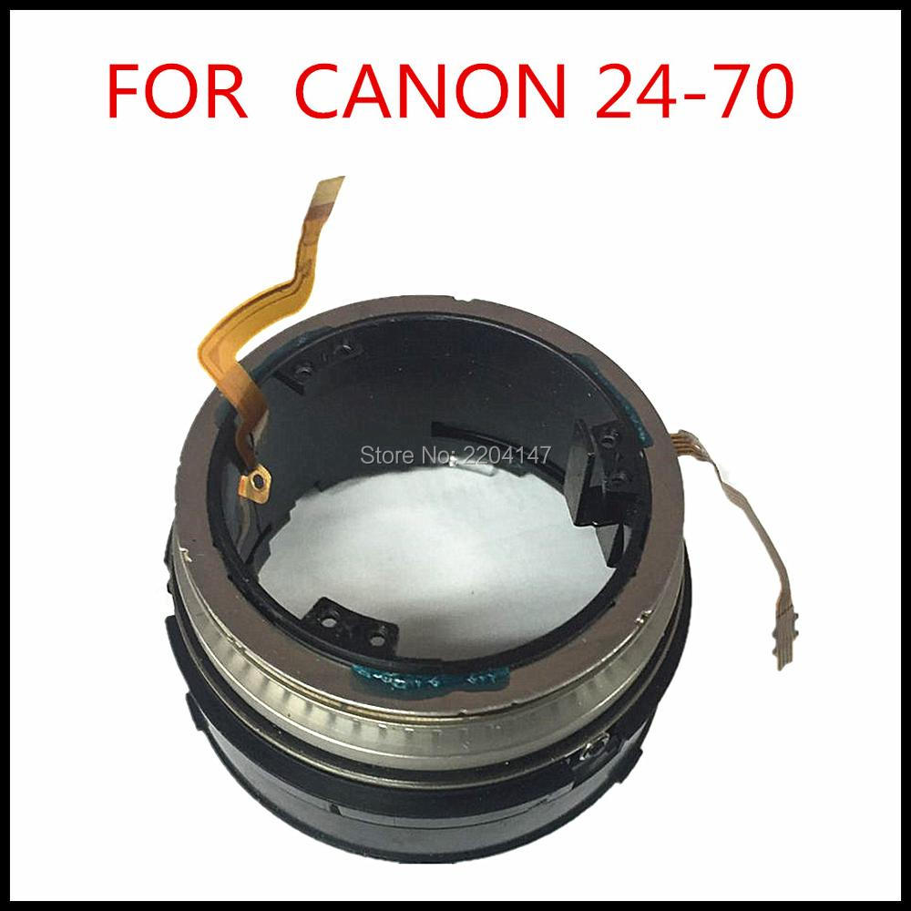 test OK Original Lens Ultrasonic Motor Focus 24-70mm Motor For Canon 24-70 F2.8 L I with sensor Replacement Unit Repair Part 3g mifi router vodafone huawei r201 hsupa 3g wifi router tri band 900 1900 2100 7 2mbps free shipping