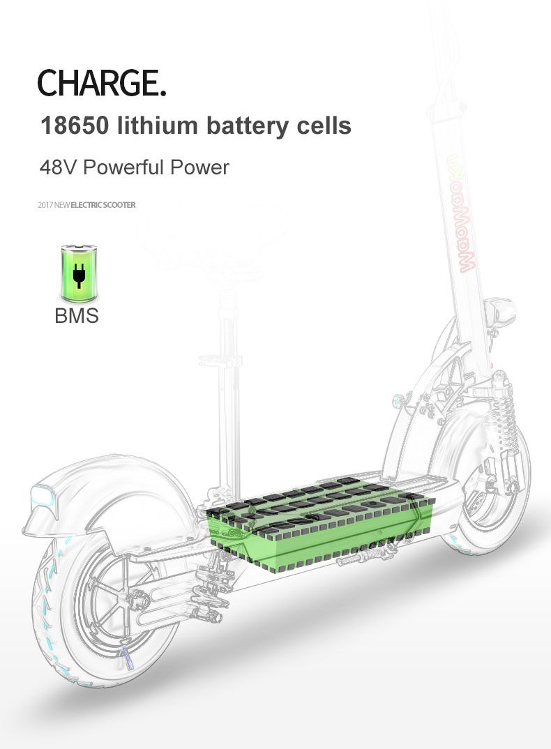HTB1ZRDFc3Aq0eJjSZFtq6A.qVXab - 10inch electric scooter 48V lithium battery electric bicycle 500w high speed 100km range sctooer  max speed 45-50km/h