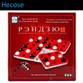 English/Russian version PENTAGO with English/Russian instruction high quality gift for kids board game