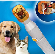 Electric Pet Pedicure Nail Trimmer Pet Nail Tools Grinding Dog Nail Clippers Dog Grooming Machine Supplies