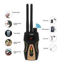 T8000 Анти-шпион беспроводной RF сигнал детектор GSM аудио искатель gps детектор сканера