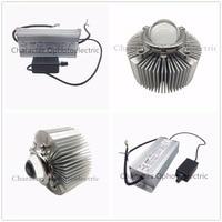 100W 100 Watt Dimmable Waterproof LED Driver + Lens Reflector + Heatsink Cooler