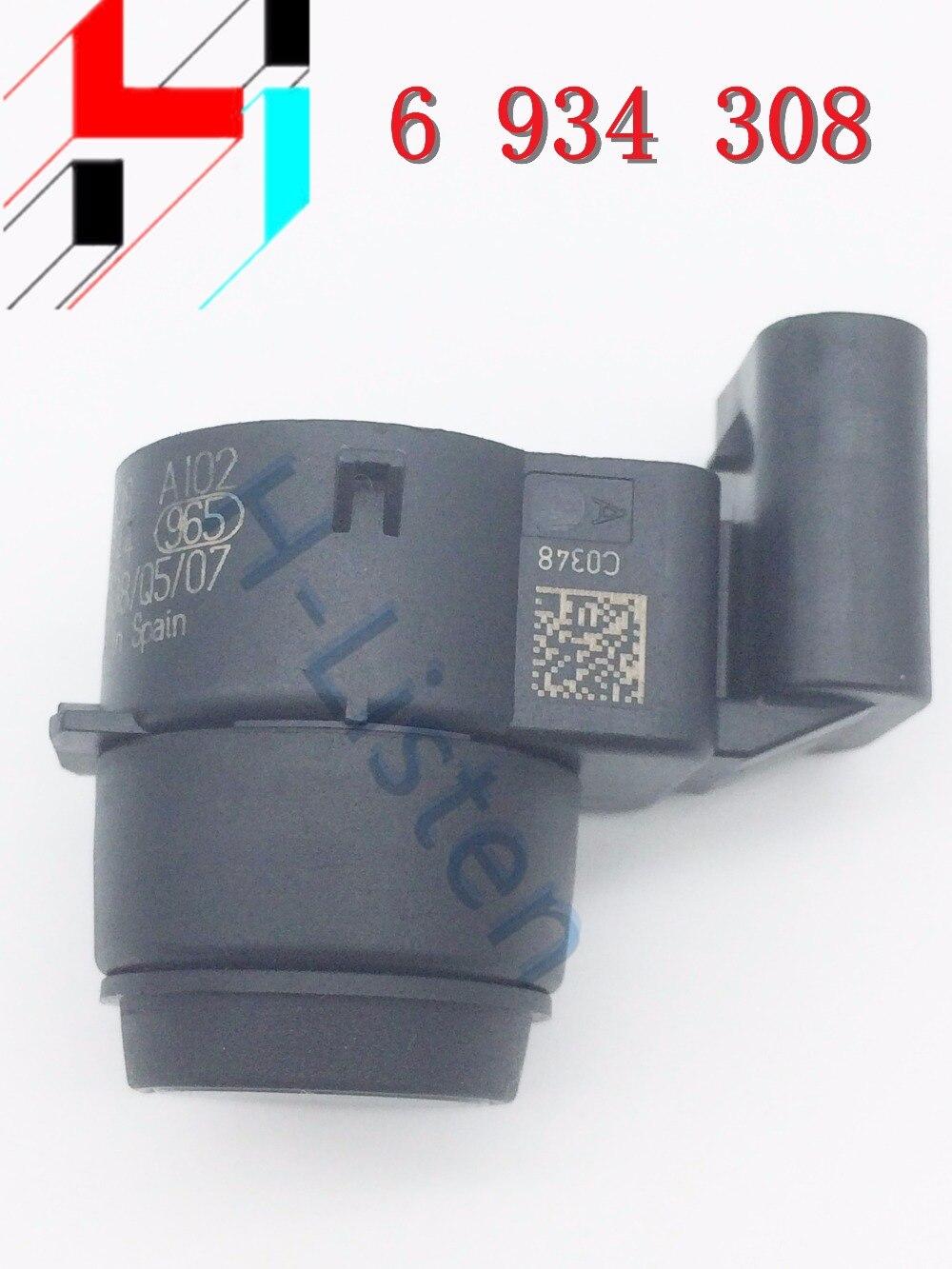 (10 stücke) 66206934308 original auto Parkplatz PDC Sensor 6934308A102 Umkehr Radar Für E84 Z4 E89 R50 R53 R55 R56 R57 6934308