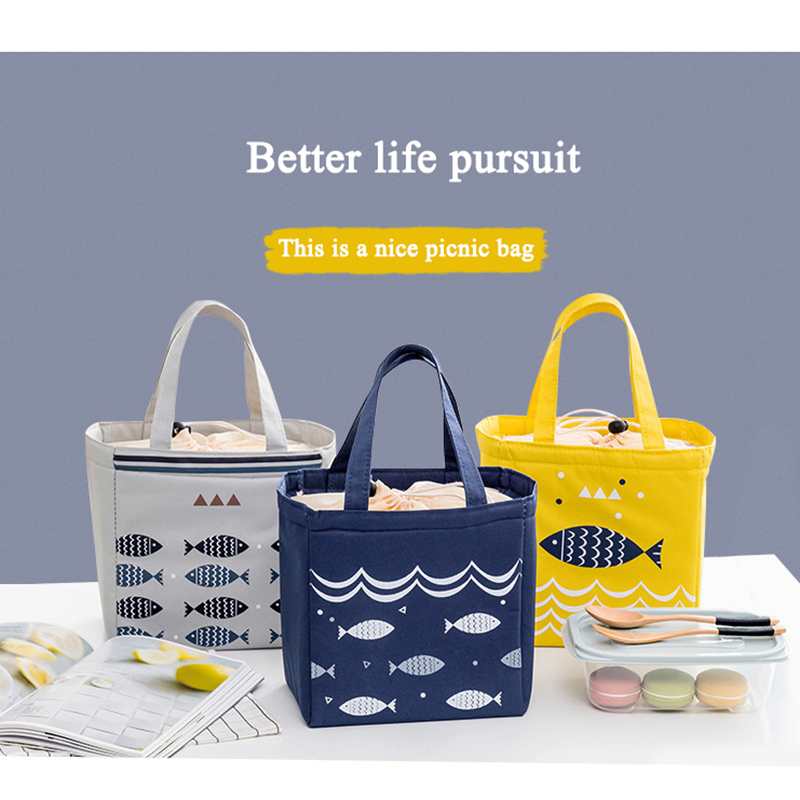 cooling box Portable Insulated Thermal Cooler insulated cooler beach bag Lunch Box isothermal for picnic