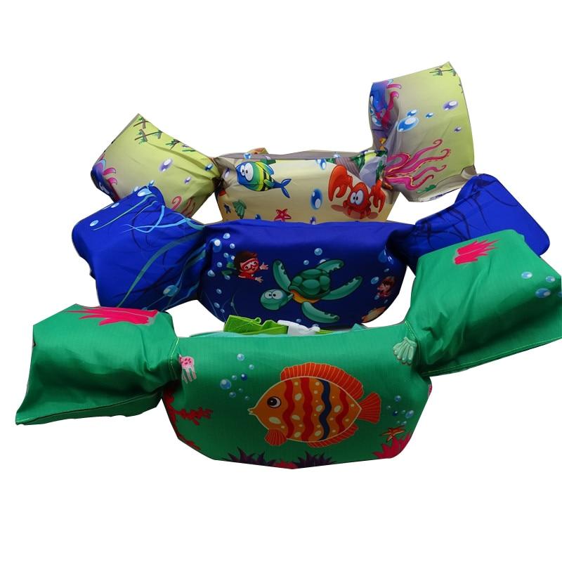 Life Vest Բաճկոններ երեխաների համար - Ջրային մարզաձեւեր - Լուսանկար 4