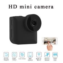 Mini WiFi IP Camera Wireless P2P Remote Control Invisible Night Vision Outdoor Security Video HD Cam Surveillance Hidden TF card