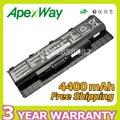 Apexway 6 cell Battery for Asus A31-N56 A32-N56 A33-N56 N46 N46V N46VM N46VZ N56 N56D N56DP N56V N56VJ N56VM N56VZ N76 N76V