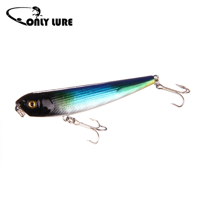Only Lure Fishing Lure for Fishing 85mm 9.8g  Fishing Bait Wobblers Carp Winter  Lure Fishing Tackle Accessories LD-PL017