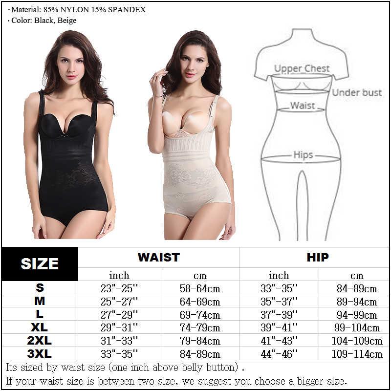 Power Sculpt Ultra-Abnehmen Full Coverage Body Frauen Former Schwarz Zipper Plus Größe Taille Cincher Korsett Körper Shapewear