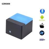 GZM5808 2 Inch 58MM Bluetooth Thermal POS Receipt Printer Portable Wireless Mini Desktop Machine Windows Android