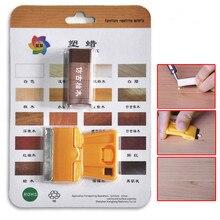 Мебельный мелок, деревянные восковые мелки для ремонта мебели, Ремонтный воск, наполнитель, Ремонтный карандаш, глубокий поцарапанный шовный чеканчик,, 1 шт