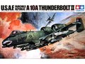 Tamiya 61028 U.S.A.F. Fairchild Republic A-10A Thunderbolt II 1/48 scale kit