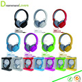 Merrisport New 3.5mm Stereo Over The Ear Headphone Earphone Headset for Iphone Samsung Mobile Phone, Smartphone MP3/4 PC 7 Color