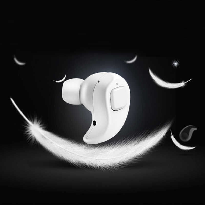Kebidu S530X bluetooth Mini bezprzewodowe słuchawki douszne basowy zestaw słuchawkowy głośnomówiący słuchawki douszne stereo słuchawki douszne do iPhone'a Xiaomi huawei