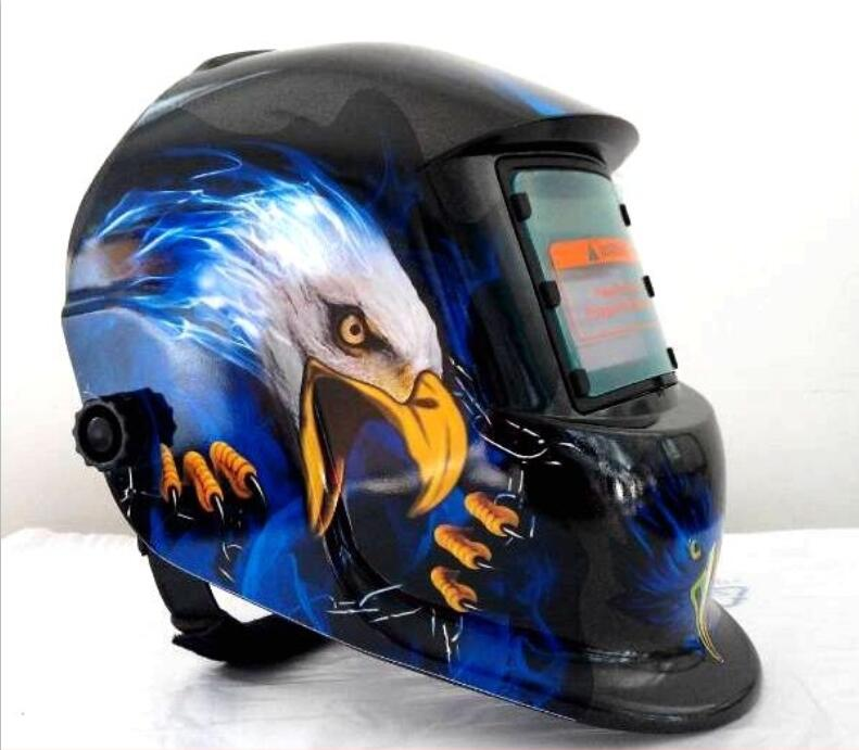 Pro Solar Auto Darkening Welding Helmet Weld Welder Lens Grinding Masks