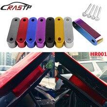 RASTP-высокое качество алюминиевые стояки капота с 4 шт. крыло шайбы для Honda Civic 92-95 EG/96-00 EK С Логотипом RS-HR001