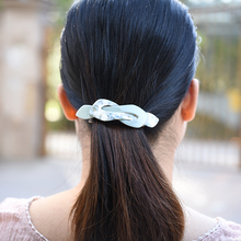Women head wear simple cute hair clips vintage barrettes bow accessories for women