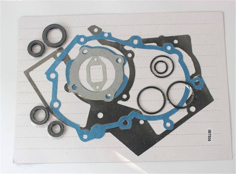 Gasket Set With Oil Seals Head EngineGasket For IMT 506 IMT506 IMT-506