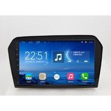 ChoGath (TM) 9 »Quad Core RAM 1 GB Android 6.1 Voiture Audio GPS Lecteur de Navigation pour Skoda RAPID 2014 Radio Bluetooth avec Canbus