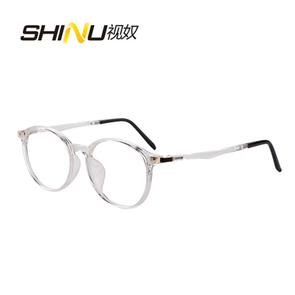 GüNstig Einkaufen Tr90 Optische Brillen Frauen Damen Myopie Brillen Photochrome Reader Blau Ray Ändern Farbe Linse Dioptrien Brillen Professionelles Design Damenbrillen