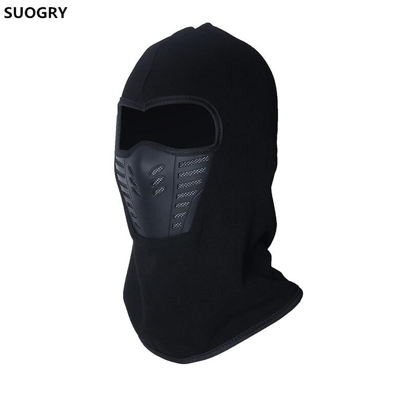 SUOGRY Balaclava Ski Mask Windproof Ski Cap for Skiing & Snowboarding & Cycling
