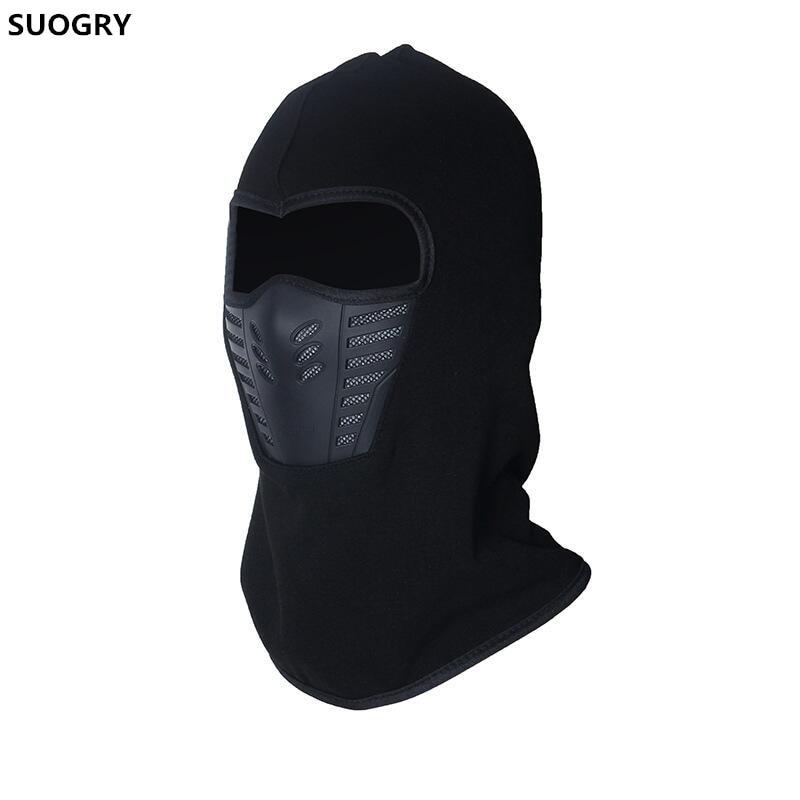 SUOGRY Balaclava Ski Mask Windproof Ski Cap